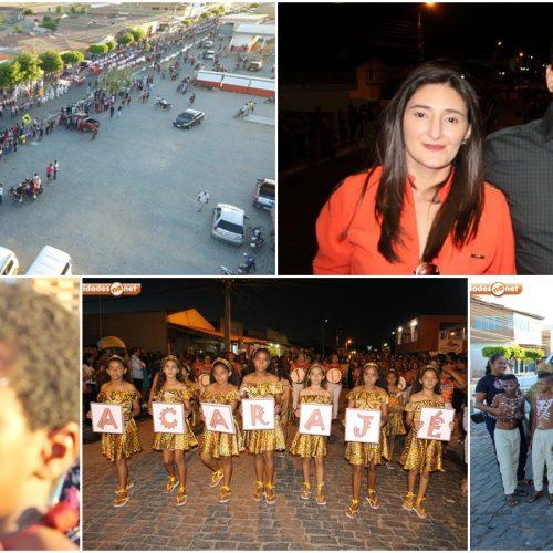 Prefeitura de Padre Marcos realiza Desfile Cívico e retrata a Cultura Afro-brasileira