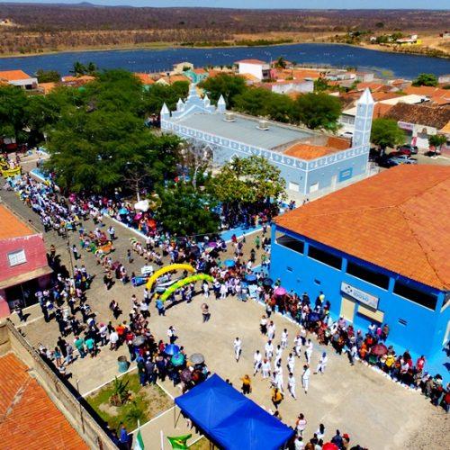 FOTOS   Em São Julião, Desfile Cívico comemora os 197 anos da Independência do Brasil