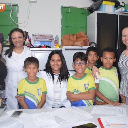 Prefeitura de Belém do Piauí promove ações do Programa Saúde na Escola