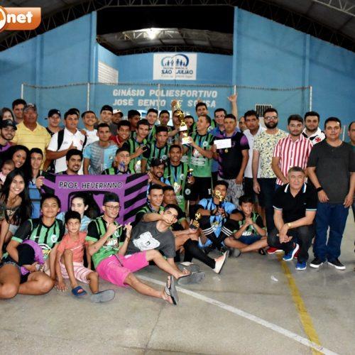 Em São Julião, III Campeonato de Futsal chega à final e define campeões 2019; veja como foi