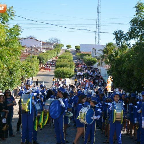 FOTOS   Desfile cívico em Simões – Álbum I