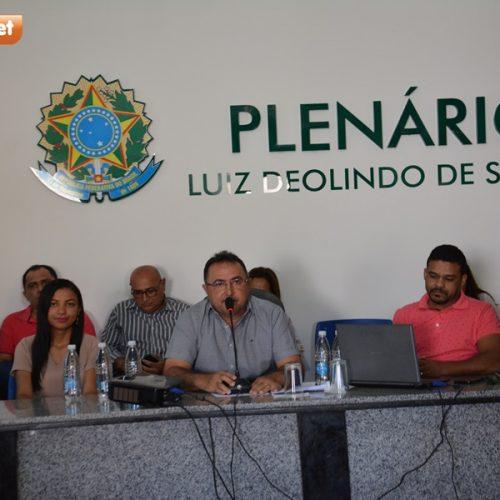 Prefeito de Patos presta contas a população em audiência pública e trata sobre PL de criação de cargos para concurso