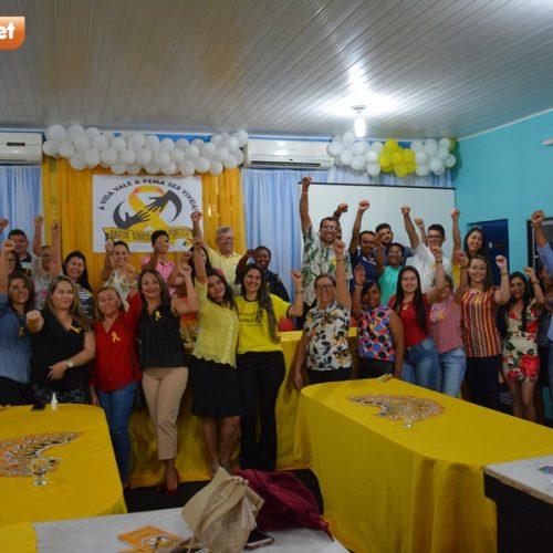 Prefeitura de Padre Marcos lança campanha '#setembroamarelo' pela valorização da vida