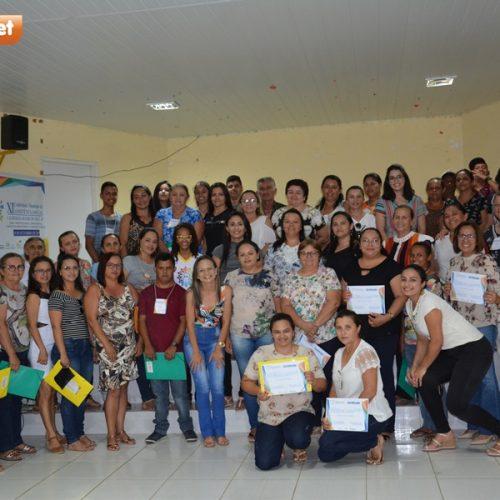 Em Caldeirão Grande do PI, Conferência discute a Assistência Social como direito do povo