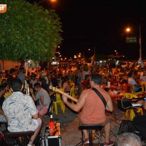 Veja as fotos do show de Edy Sakana e Isael Veloso no Garagem Conveniência em Jaicós