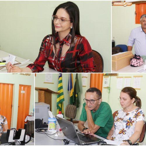 """Projeto """"Cartório Eleitoral na Minha Cidade"""" realiza atendimentos em Geminiano"""