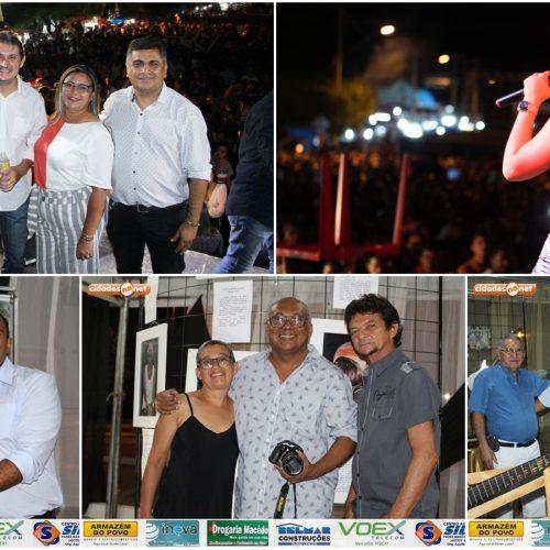 I FESTIVAL DE CULTURA DE JAICÓS | Fotos das apresentações e shows com Amauri Jucá, Karlla Thalyta e Eric Land