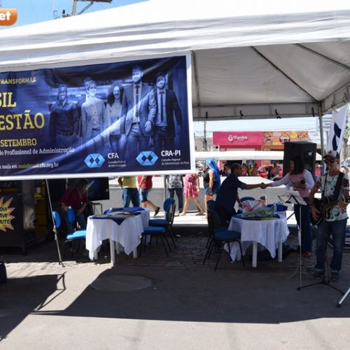Conselho Regional de Administração de Picos realiza atividades em alusão ao Dia do Administrador