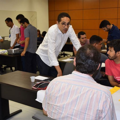 Empresários piauienses fazem treinamento sobre usinas fotovoltaicas