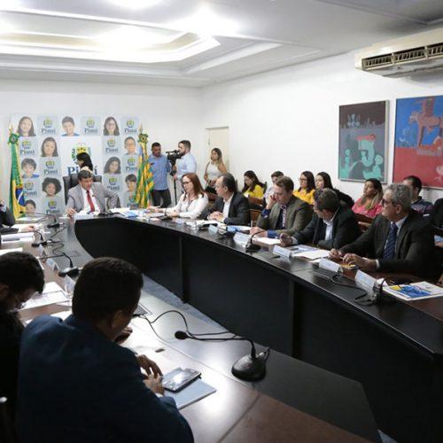 No Piauí, projeto piloto destinará 500 imóveis a servidores do Estado
