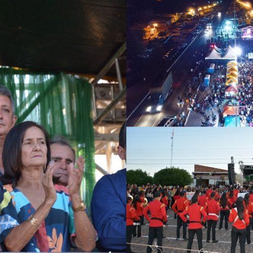 Grande festa cívica comemora o Dia da Independência em Geminiano
