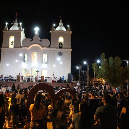 JAICÓS   Primeira noite de novena da 296ª Festa de Nossa Senhora das Mercês reúne multidão; Veja fotos!