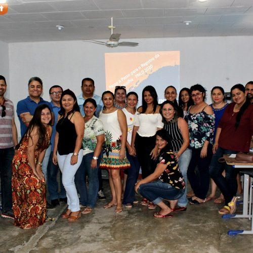 ALEGRETE | Educação promove encontro para seleção de Livros Didáticos PNLD 2020