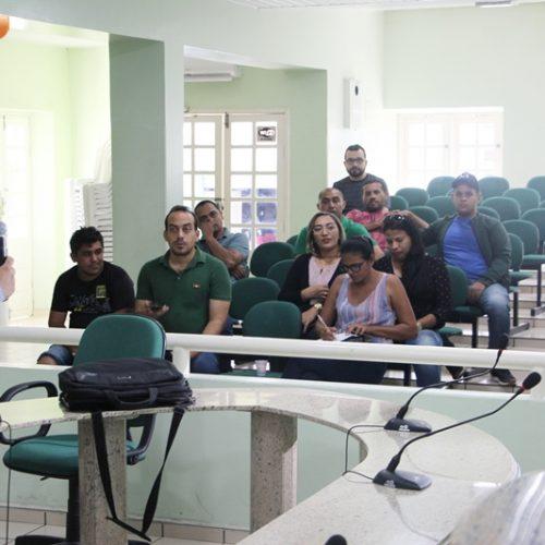 Prefeitura de Jaicós realiza audiência de apresentação da Lei Orçamentária Anual 2020