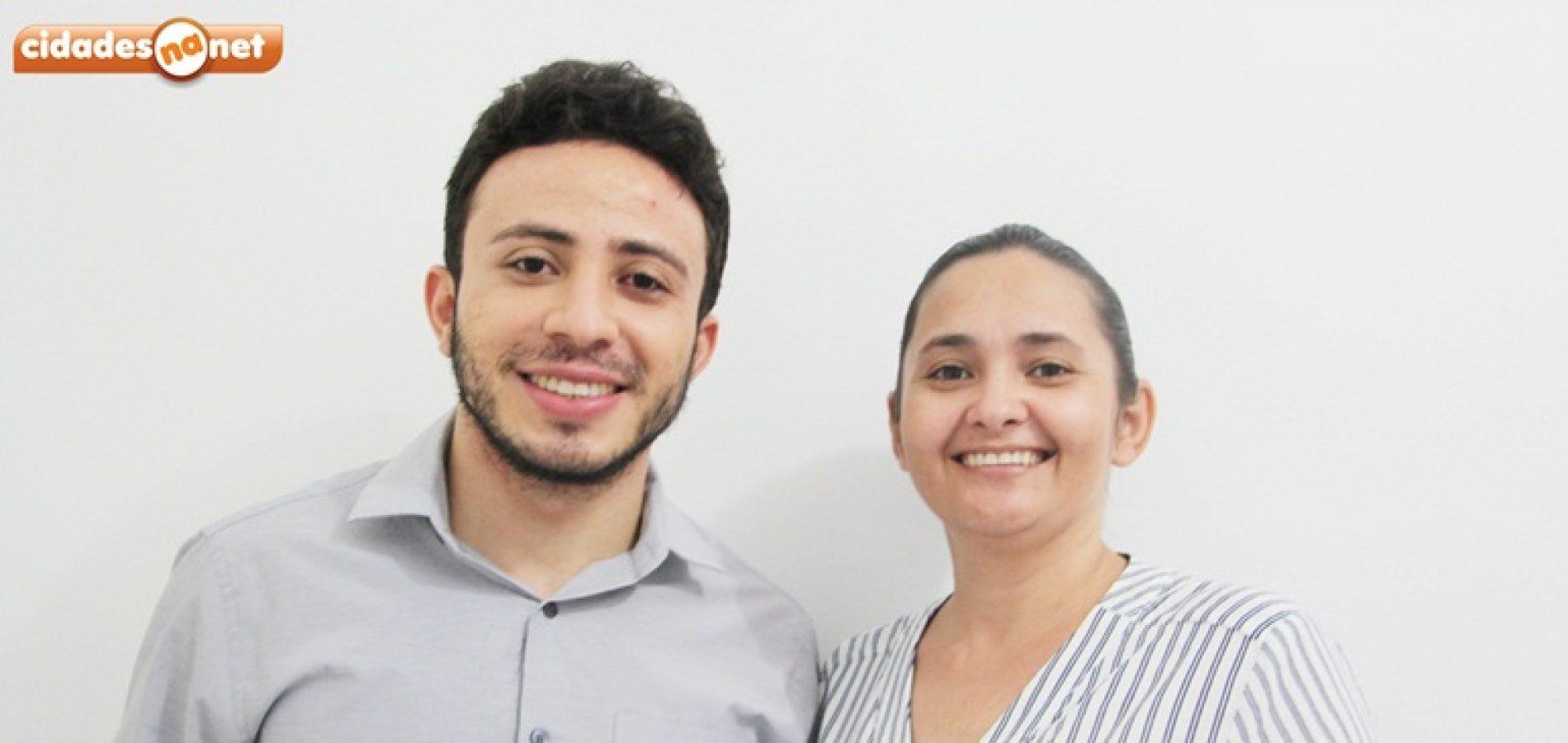 Jaicós representará o interior do Piauí em evento regional do projeto Aedes na Mira; secretária e coordenador participarão