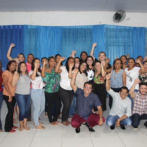 """Prefeitura de Jaicós promove palestra sobre """"Inteligência Emocional"""" para profissionais da saúde"""