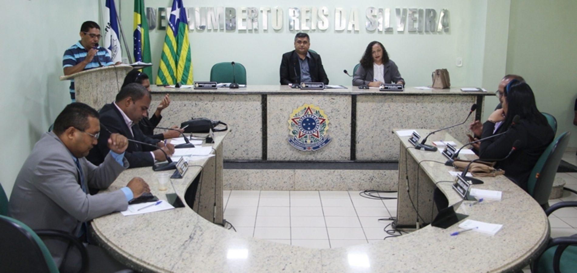 JAICÓS | Vereadores apresentam moções de pesar e homenageiam Maria Antônia Costa e José Avelino de Sousa