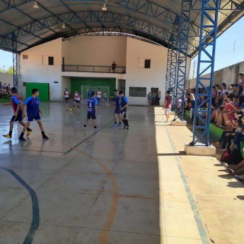 Educação de Bocaina realiza Campeonato Interclasses com alunos da Escola Urbano Leal