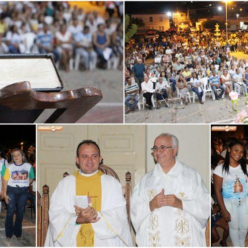 Veja as fotos da 6ª noite de novena dos festejos de Nossa Senhora das Mercês em Jaicós