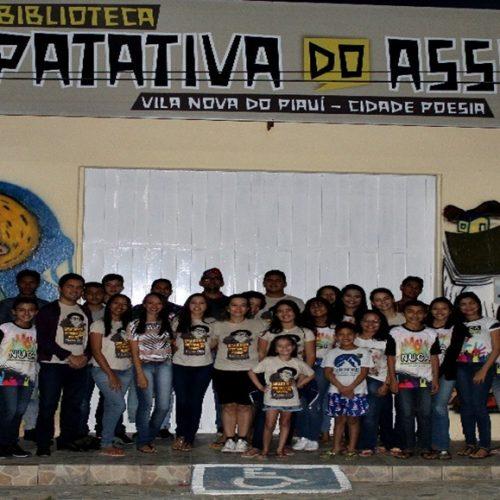 VILA NOVA│Biblioteca Patativa do Assaré celebra neste mês o 18º aniversário. Veja programação!