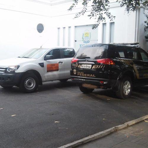 Polícia Federal cumpre 19 mandados no Palácio de Karnak e secretaria no Piauí