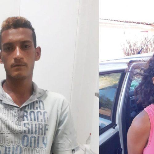 Namorado de jovem é preso suspeito de envolvimento na morte de adolescente em Campo Grande do Piauí