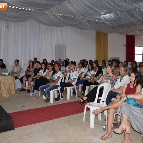 PICOS | Jovem que saiu do interior do Piauí para morar em Israel palestra no Salivag sobre persistir nos sonhos