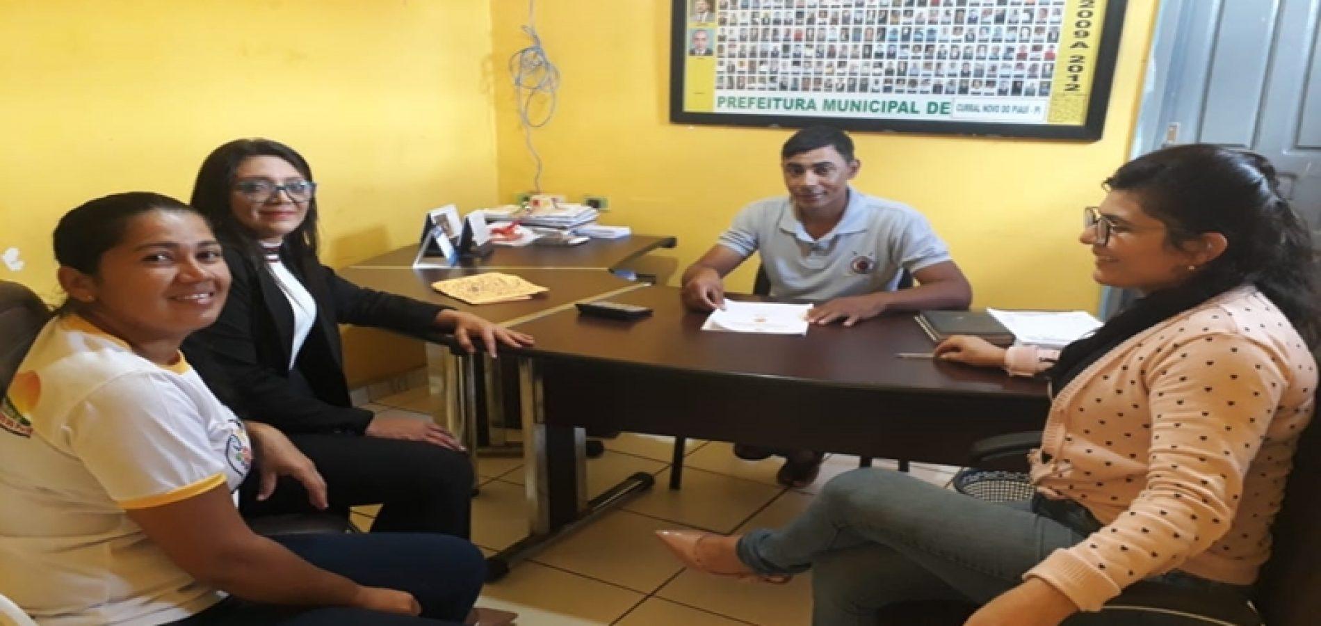 CURRAL NOVO| Prefeito Júnior de Abel aprova Plano Municipal de enfrentamento à violência sexual contra crianças e adolescentes
