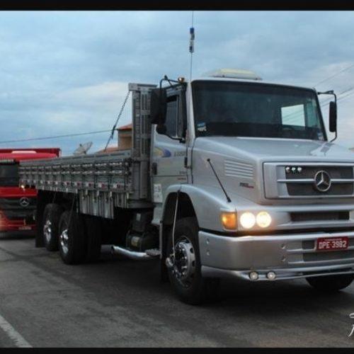 Caminhoneiro de Francisco Santos tem caminhão roubado na BR-135