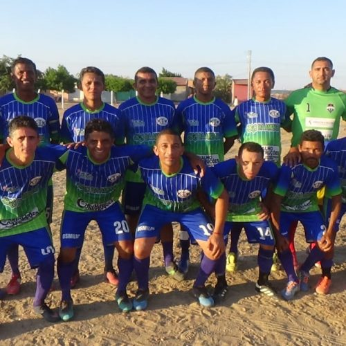 Seleção de Jaicós empata com Patos do Piauí e se classifica para oitavas de final da Copa Piauí Master
