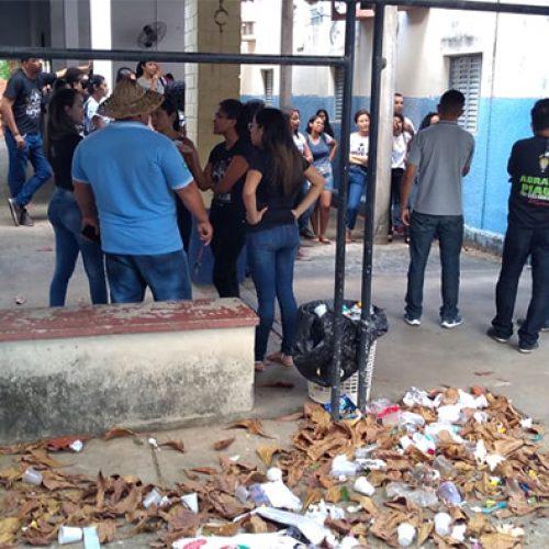 Limpel e Governo entram em acordo e limpeza na Uespi é retomada