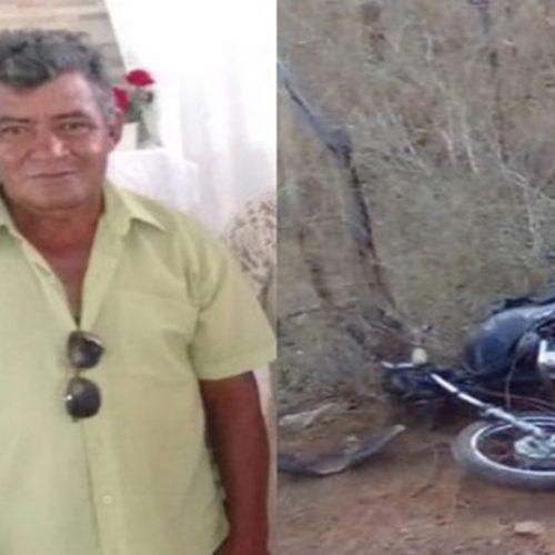 Homem morre após sofrer grave acidente de moto em Vera Mendes
