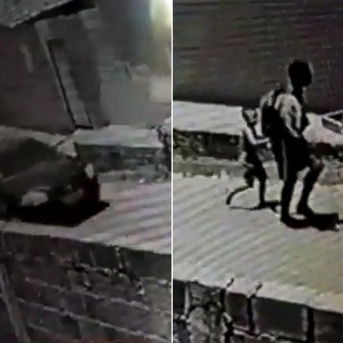 Vídeo: adolescente salva irmão de quatro anos de suposto sequestro no Piauí