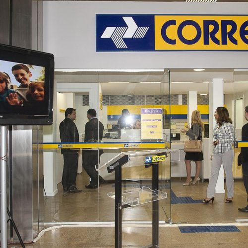 Governo autoriza reajuste de 4,3% nas tarifas postais dos Correios