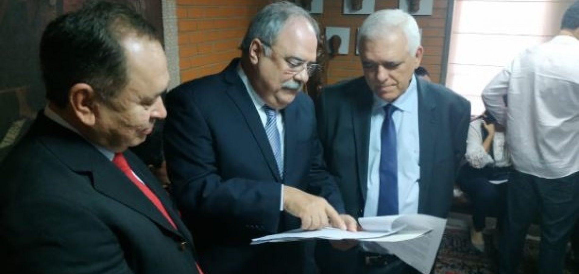 Governo pede autorização da Alepi para fazer mais quatro empréstimos