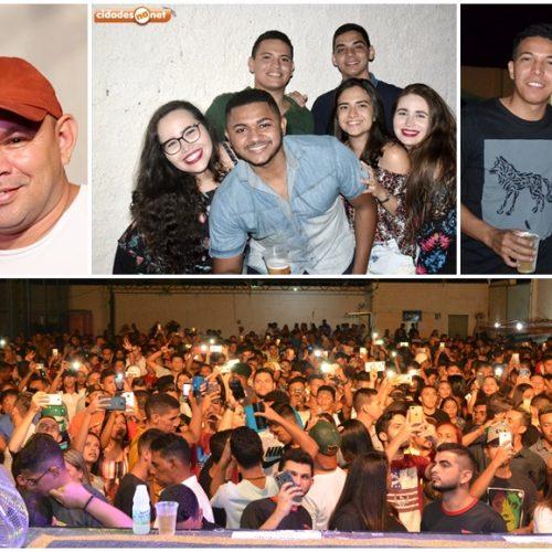 Confira fotos dos shows com Anderson & Vei da Pisadinha e os DJs Telêlê e Mikeal Utopia na Arena Jaicós