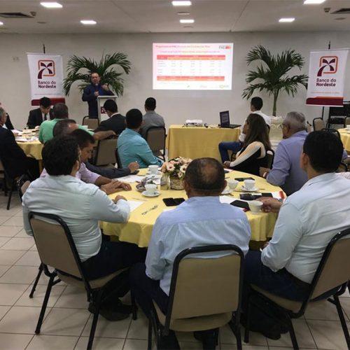 BNB e parceiros programam alocação de recursos do FNE para o Piauí em 2020