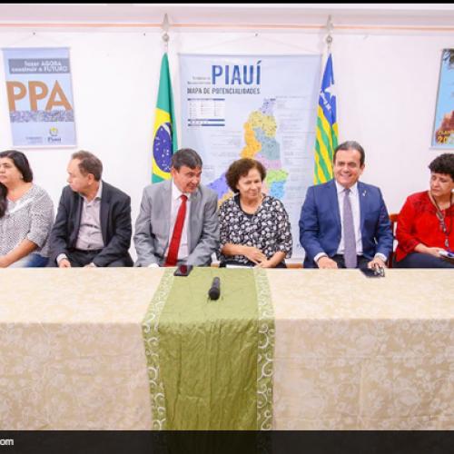 Governo lança Plano Plurianual e traça meta para quatro anos