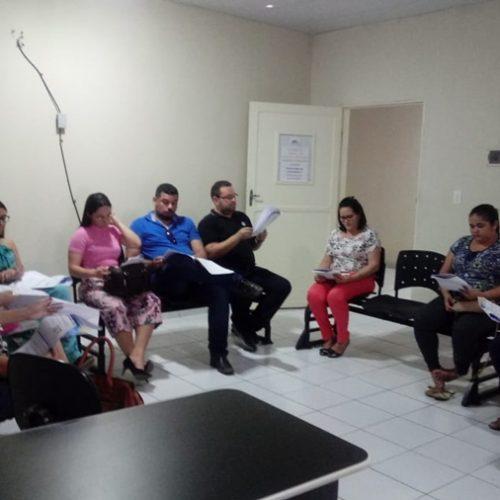PATOS   Secretaria de Saúde promove oficina  sobre Vigilância do Sarampo