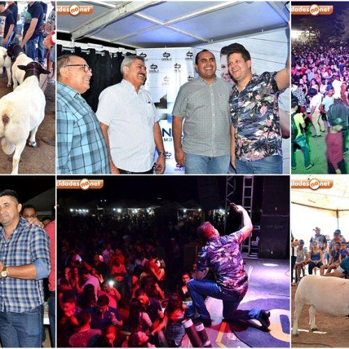 Confira as fotos do 3º dia da EXPOCAPRINOR em Simões