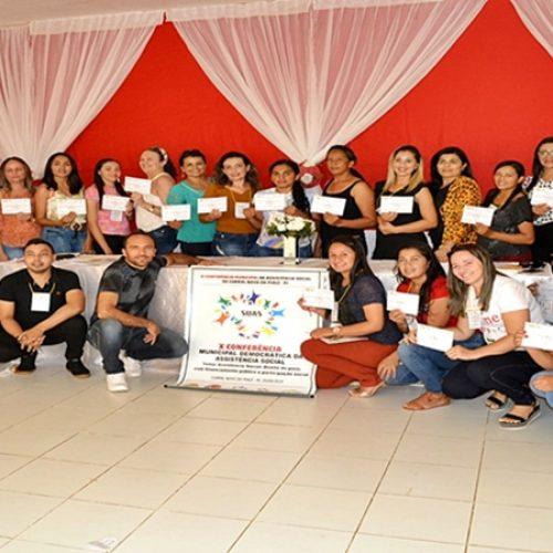 Prefeitura de Curral Novo realiza X Conferência Democrática de Assistência Social