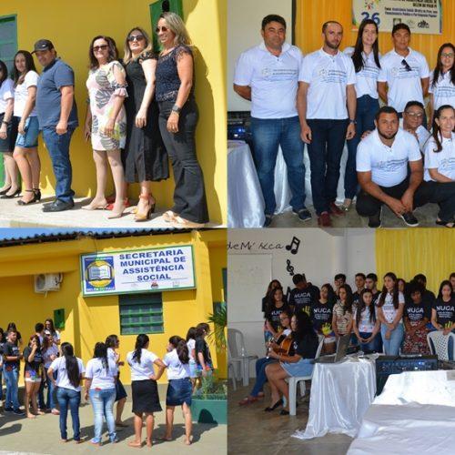 Prefeitura de Belém do PI inaugura nova sede da Secretaria de Assistência Social e promove VIIIConferência