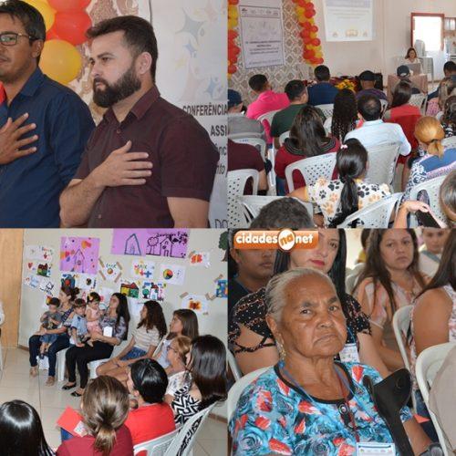 VIII Conferência Municipal de Assistência Social é realizada em Jacobina do Piauí