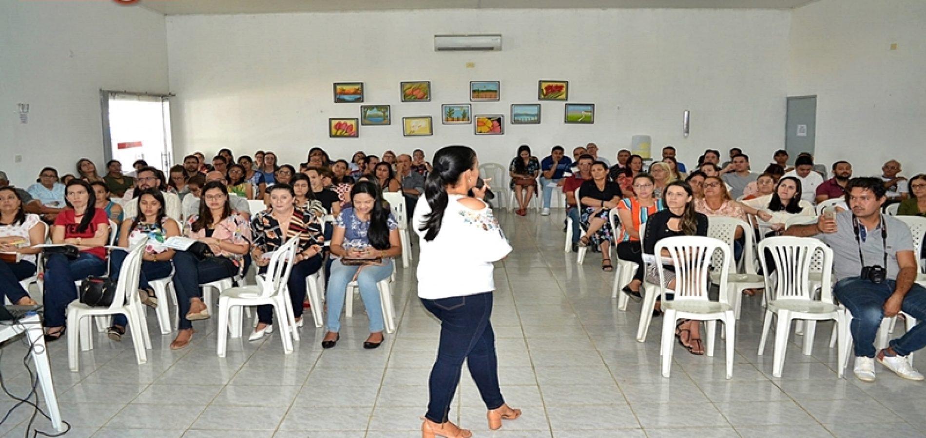 Secretaria de Saúde de Simões realiza oficina sobre Vigilância do Sarampo