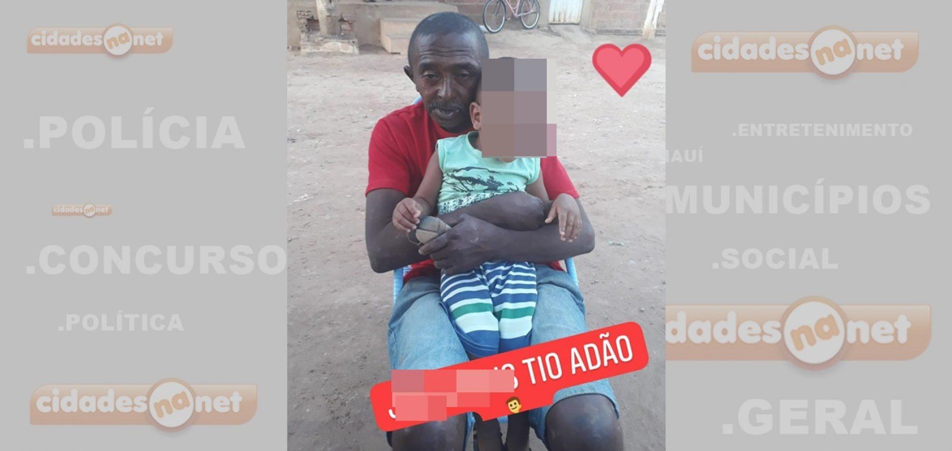 Em Marcolândia, homem morre esmagado por ônibus