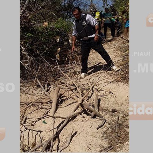Adolescente desaparecido é encontrado morto com pés amarrados dentro de cova Piauí