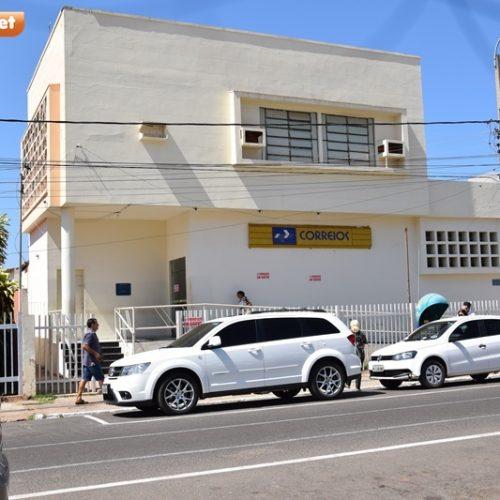Agência dos Correios em Picos adere greve nacional