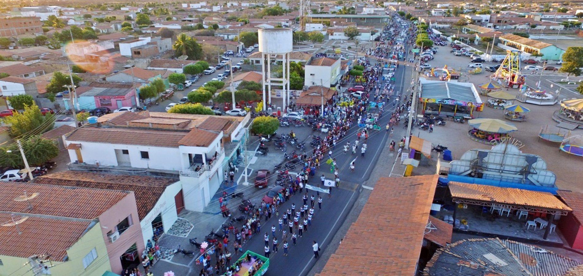 FOTOS   Jaicós comemora a Independência do Brasil com desfile cívico