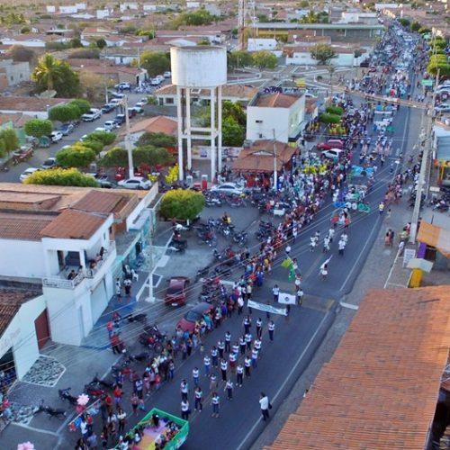 FOTOS | Jaicós comemora a Independência do Brasil com desfile cívico