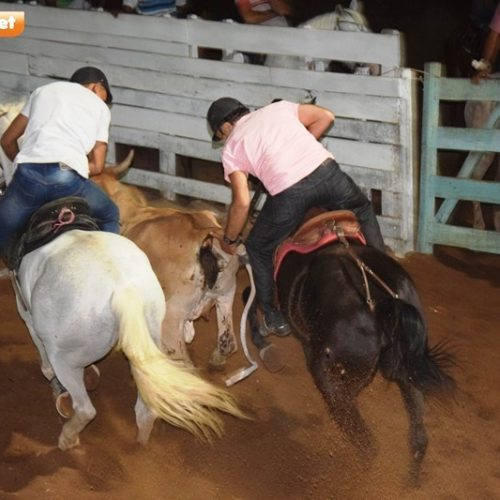 Confira as fotos da segunda noite da Festa do Vaqueiro de Picos